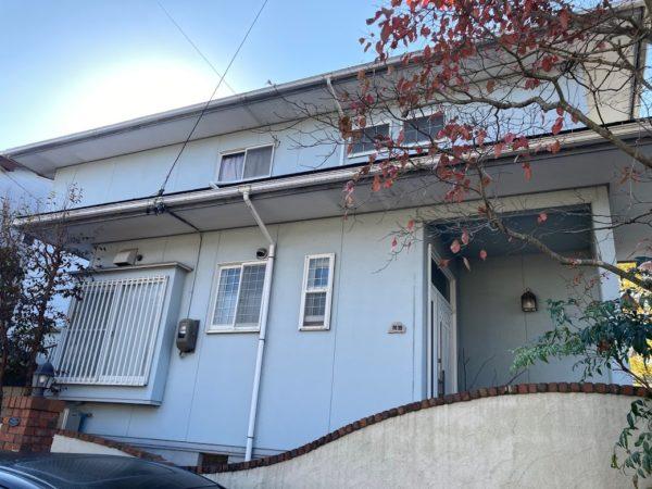 愛知県豊田市外壁塗装施工前