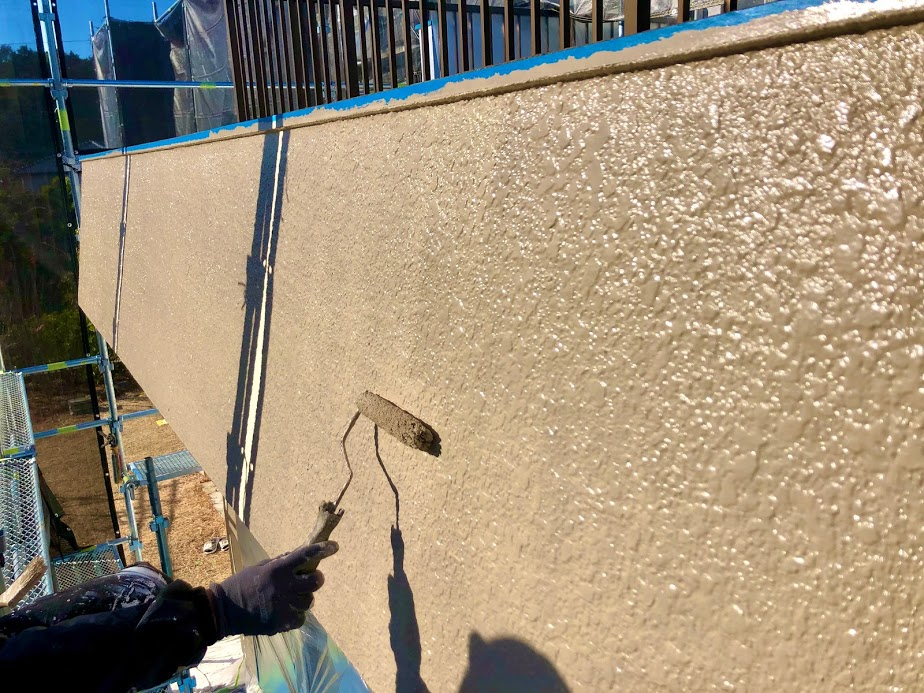 日進市 外壁塗装