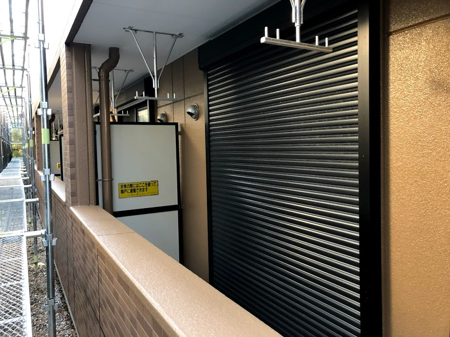 豊田市アパート塗装