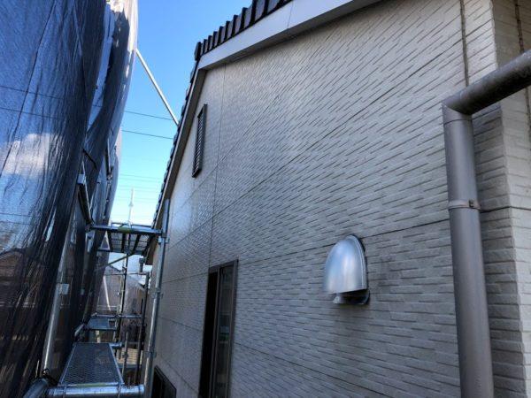豊田市外壁施工前