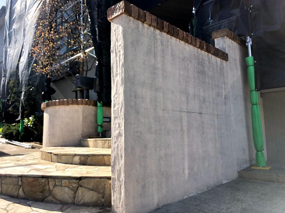 みよし市三好ケ丘の外壁塗装
