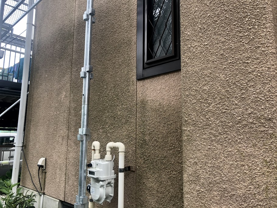豊田市 外壁施工前