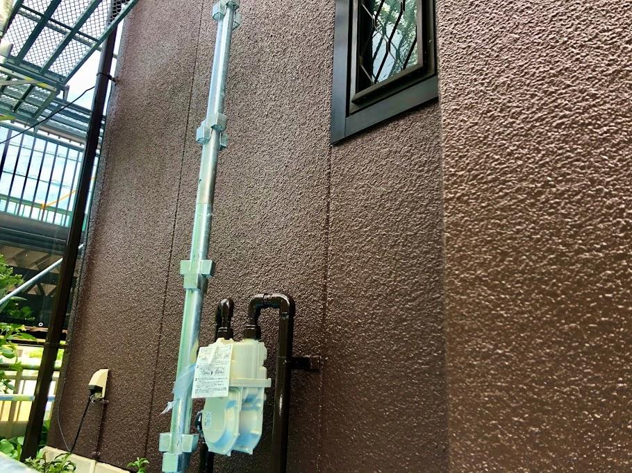豊田市 外壁施工後