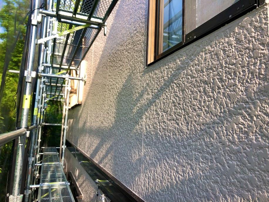 豊田市 外壁塗装後