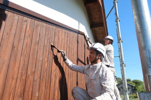 みよし市、豊田市、日進市の外壁塗装