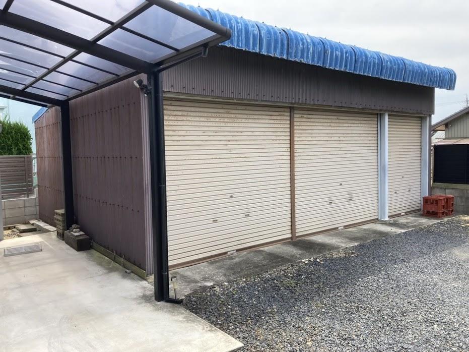 豊田市 外壁塗装前
