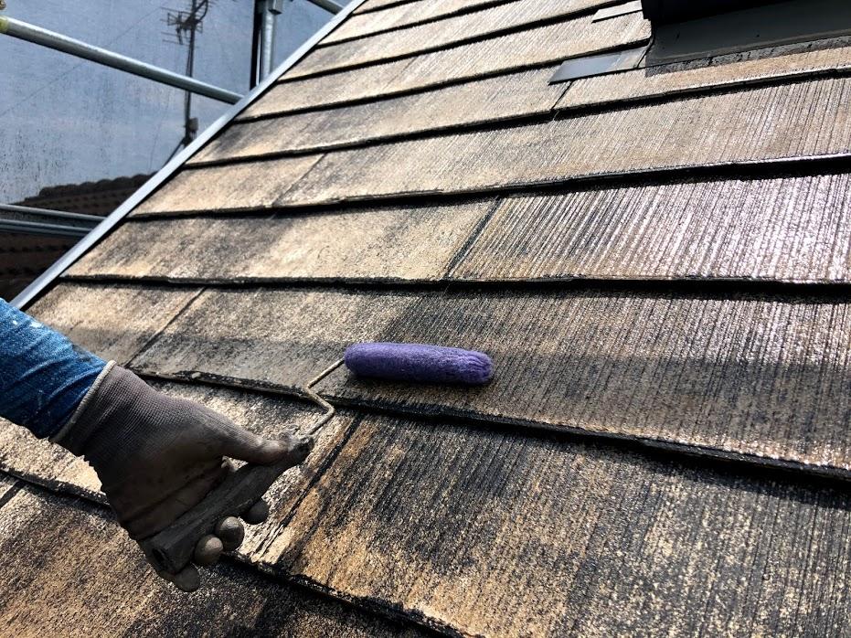 みよし市屋根塗装