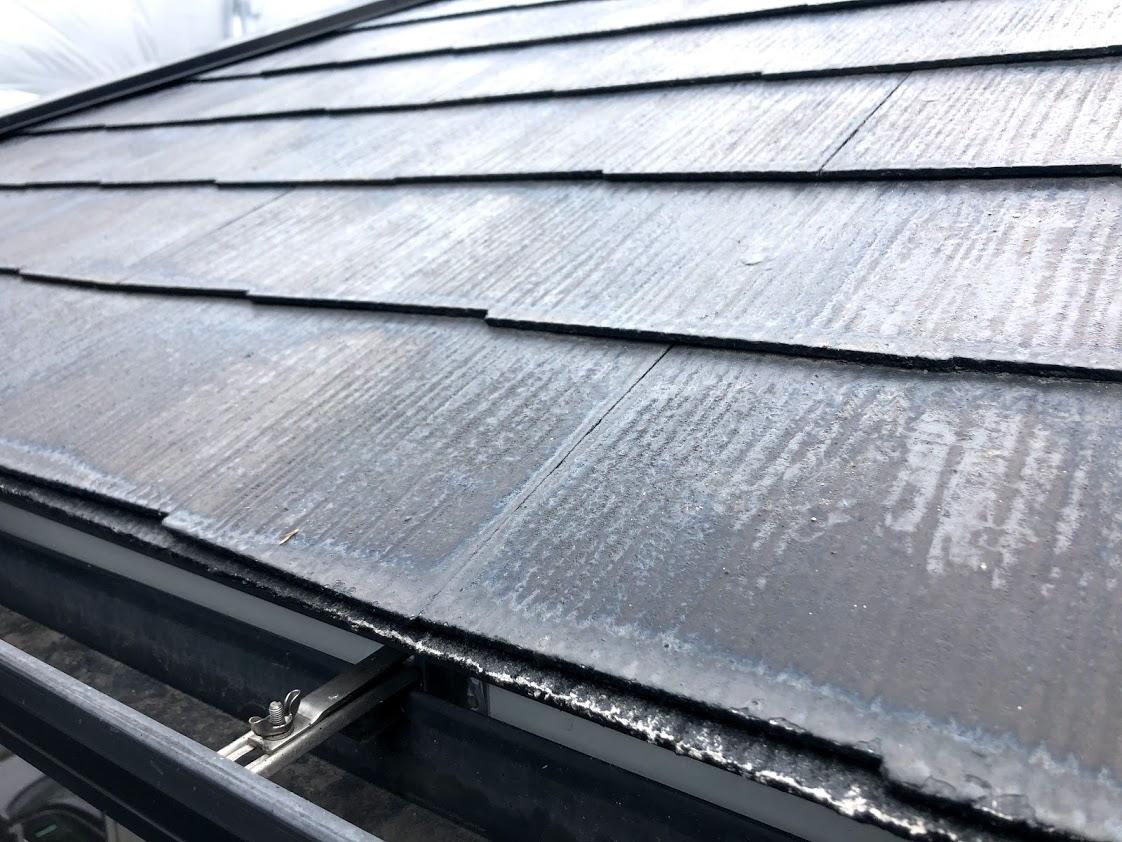 豊田市屋根塗装前