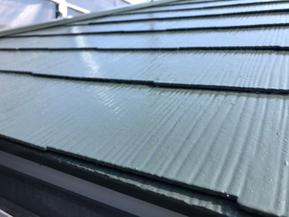 豊田市屋根塗装