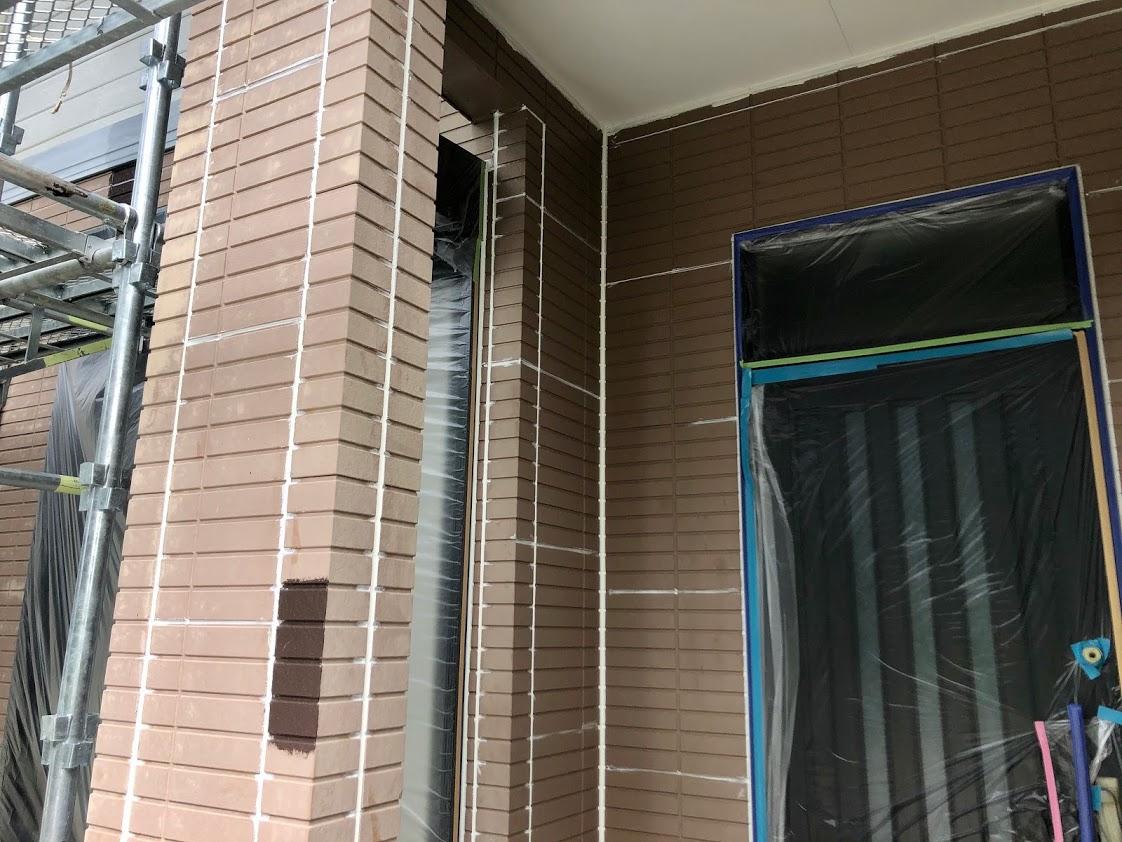 豊田市外壁塗装前