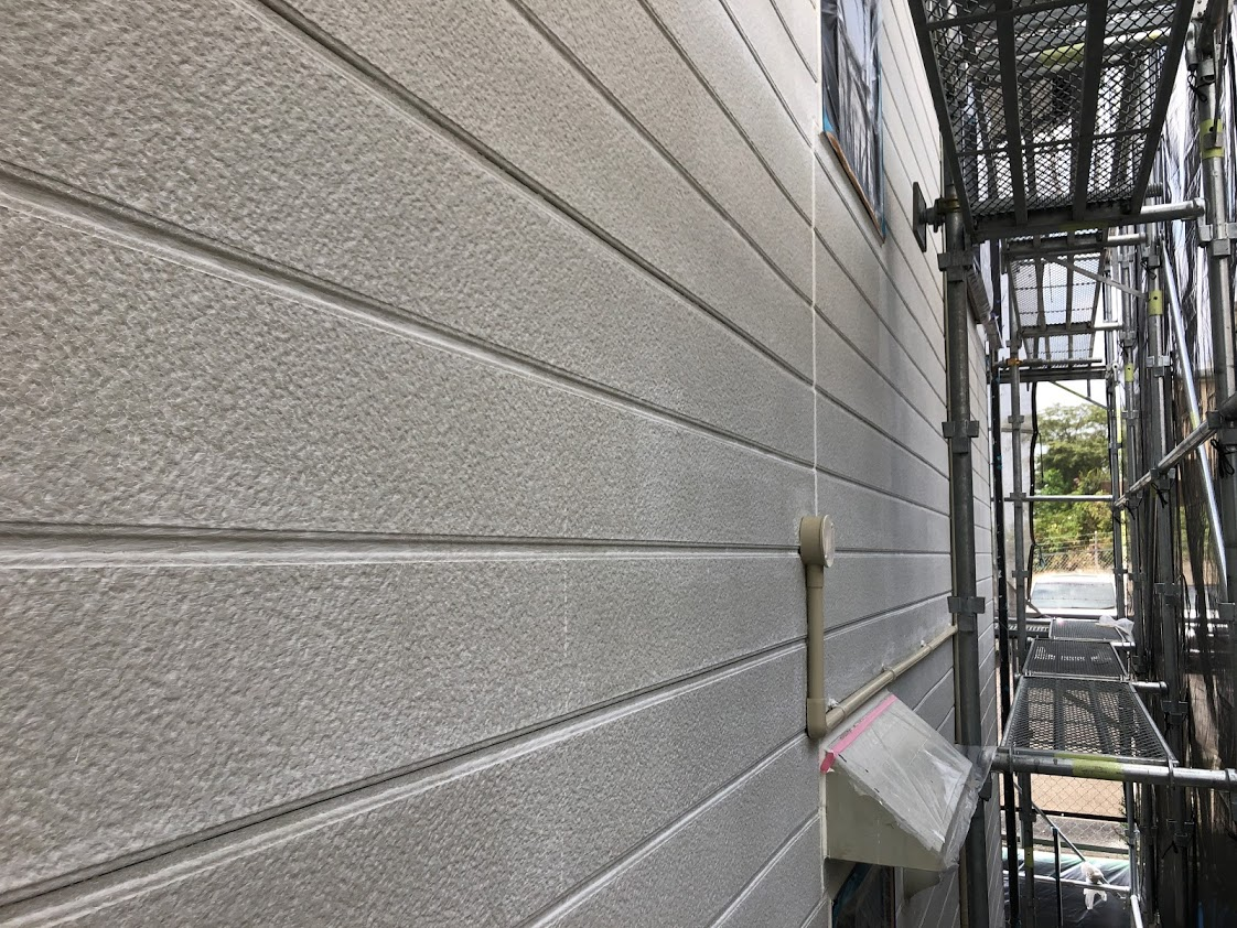 豊田市外壁塗装下塗り