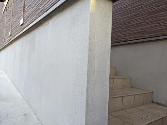 基礎巾木塗装前