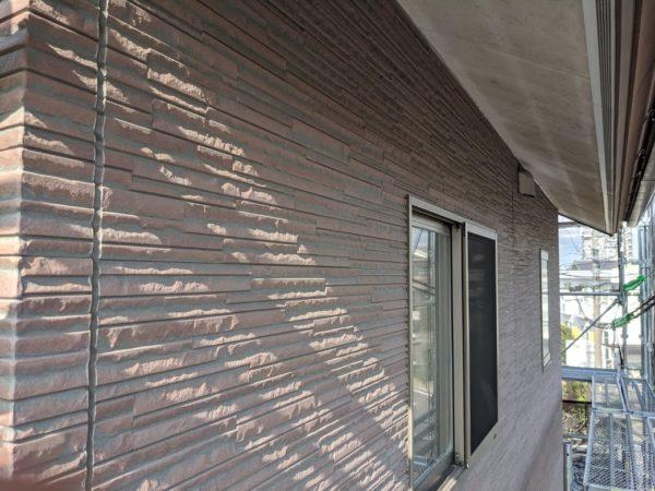愛知県日進市 外壁塗装前
