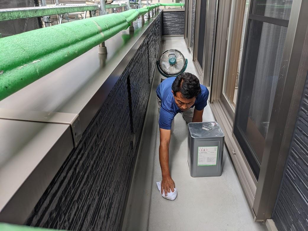 愛知県日進市 防水工事