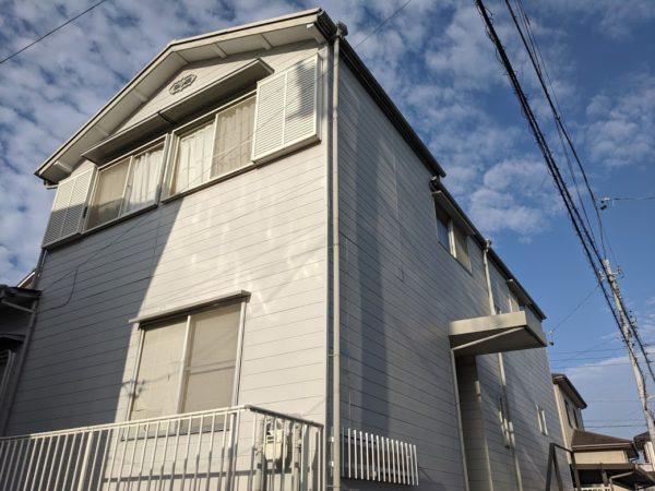 愛知県みよし市外壁塗装前
