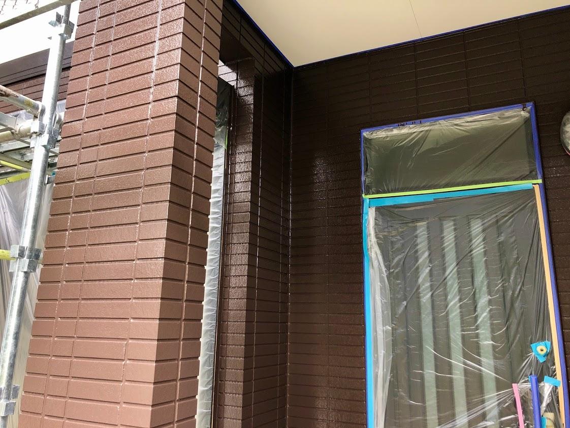 豊田市外壁塗装タイル塗装