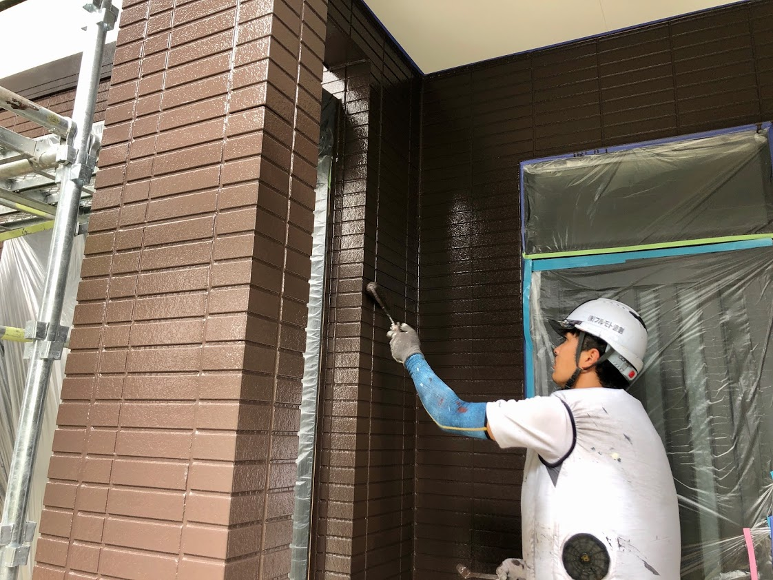 豊田市外壁塗装2回目
