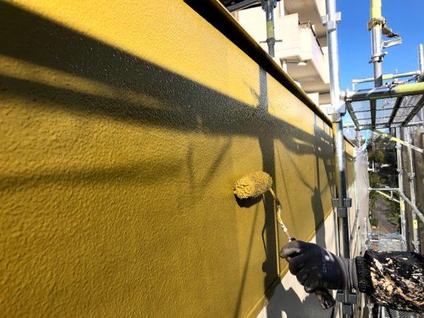 名古屋市モデルルーム塗装
