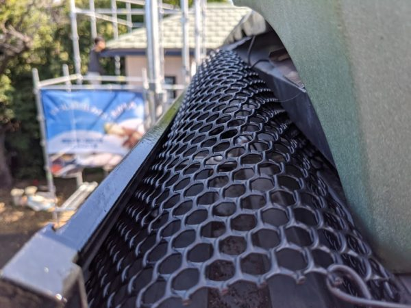 樋ネット枯れ葉防止