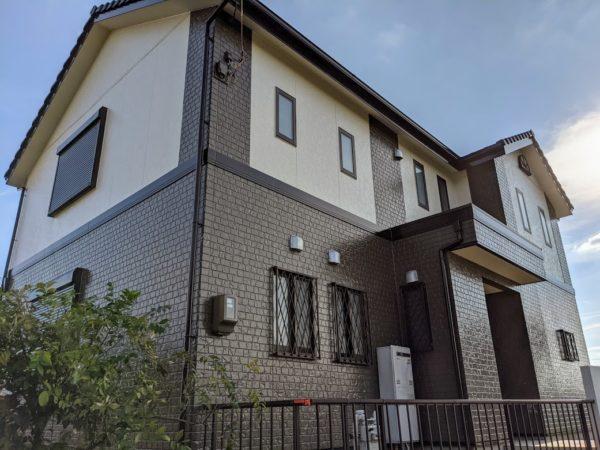 愛知県みよし市外壁塗装