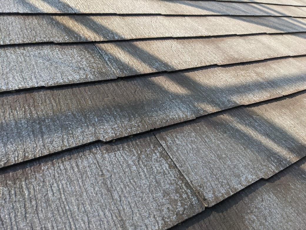 アステックペイント屋根塗装前