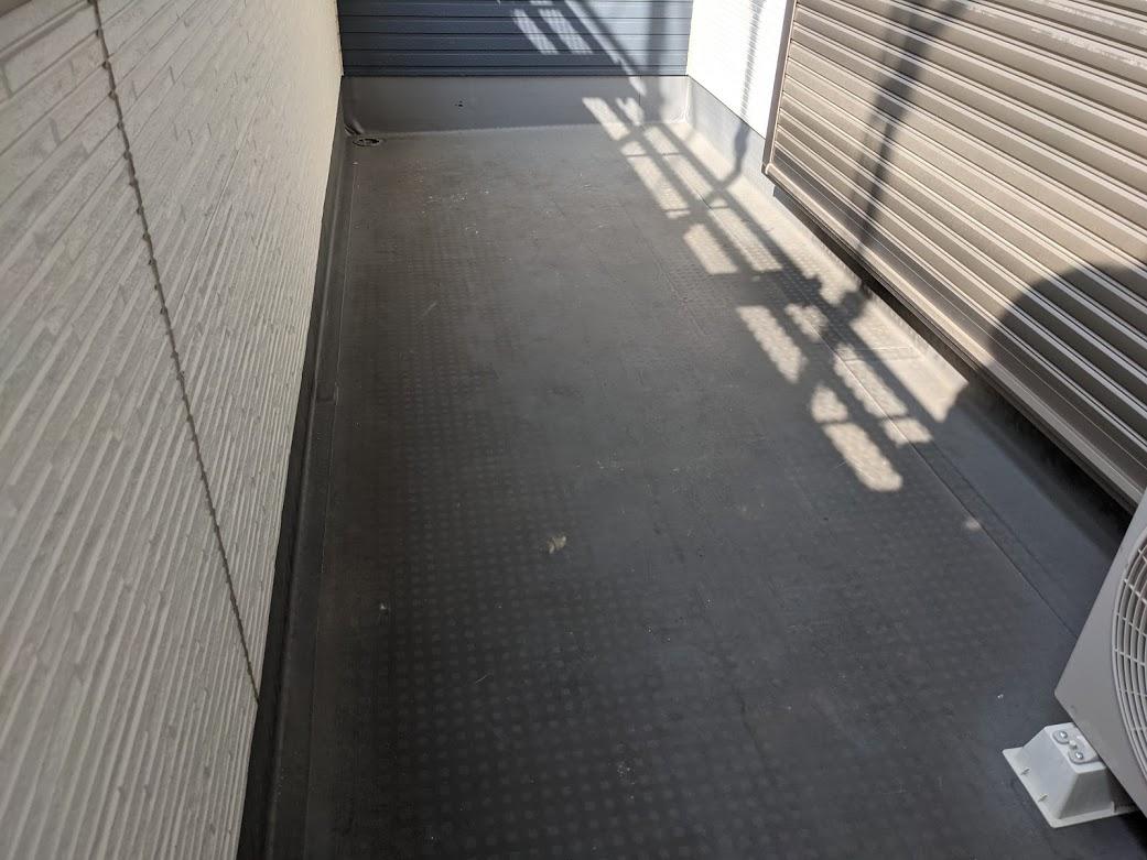 愛知県豊田市防水塗装前