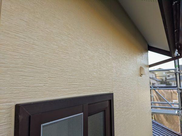 アステックペイント使用、愛知県豊田市の外壁塗装