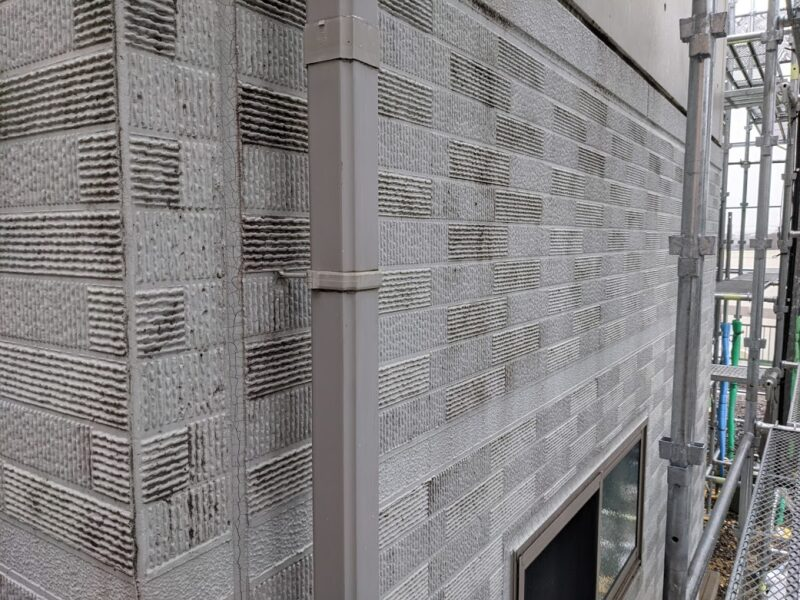 外壁塗装前