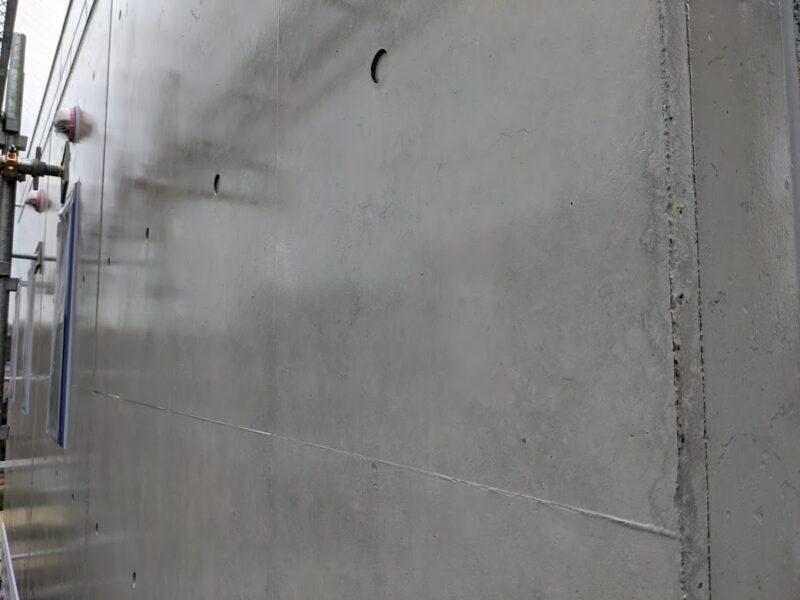 外壁塗装シーラー塗り