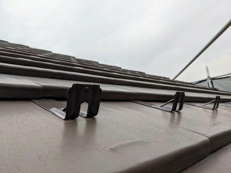 屋根金属塗装