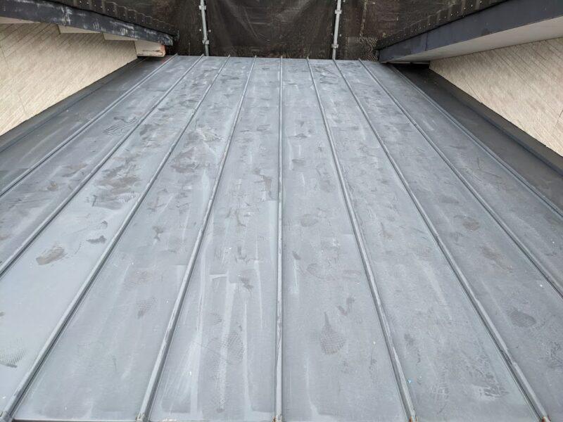 ガルバリウム鋼板塗前