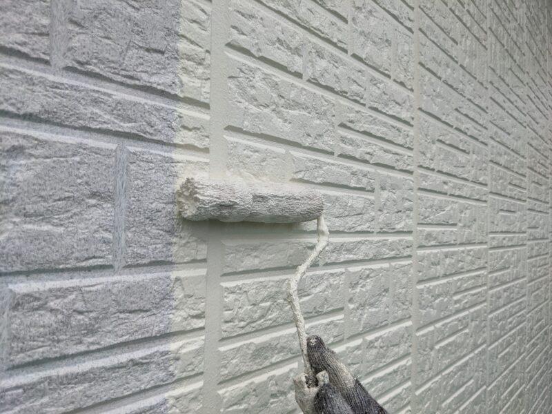 ホワイトリリィ外壁塗装