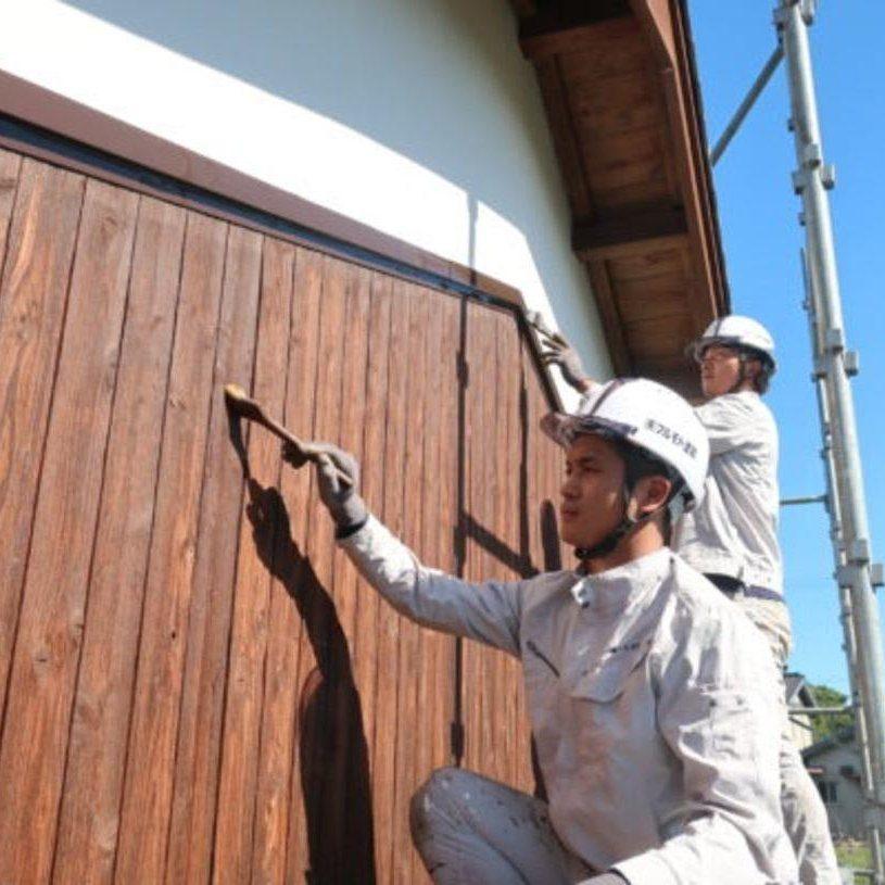 愛知県みよし市の塗装会社 ㈱フルモト塗創